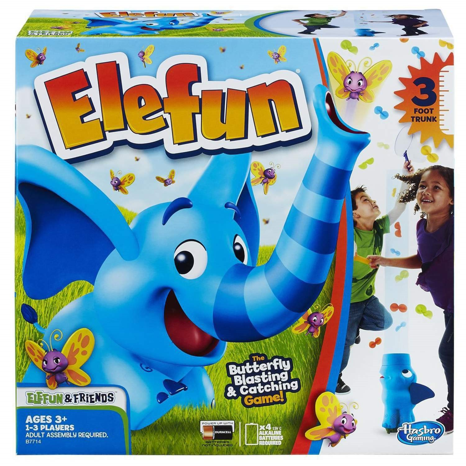 Hasbro - Elefun And Friends Friends Friends Elefun Game (B7714) 6cf6a4