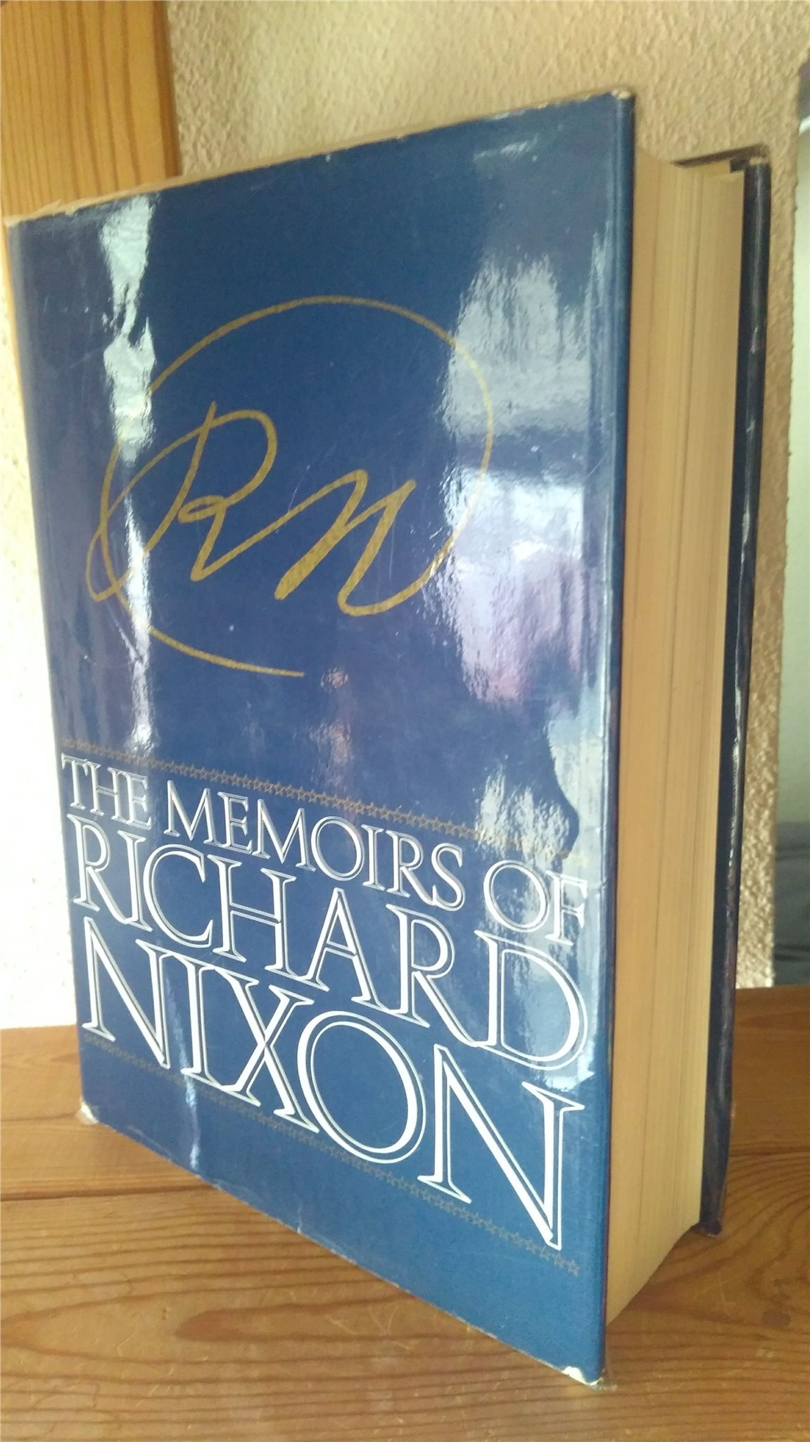 The memoirs of Richard Nixon, biografi, kalla kriget, historia, politik, Vietnam