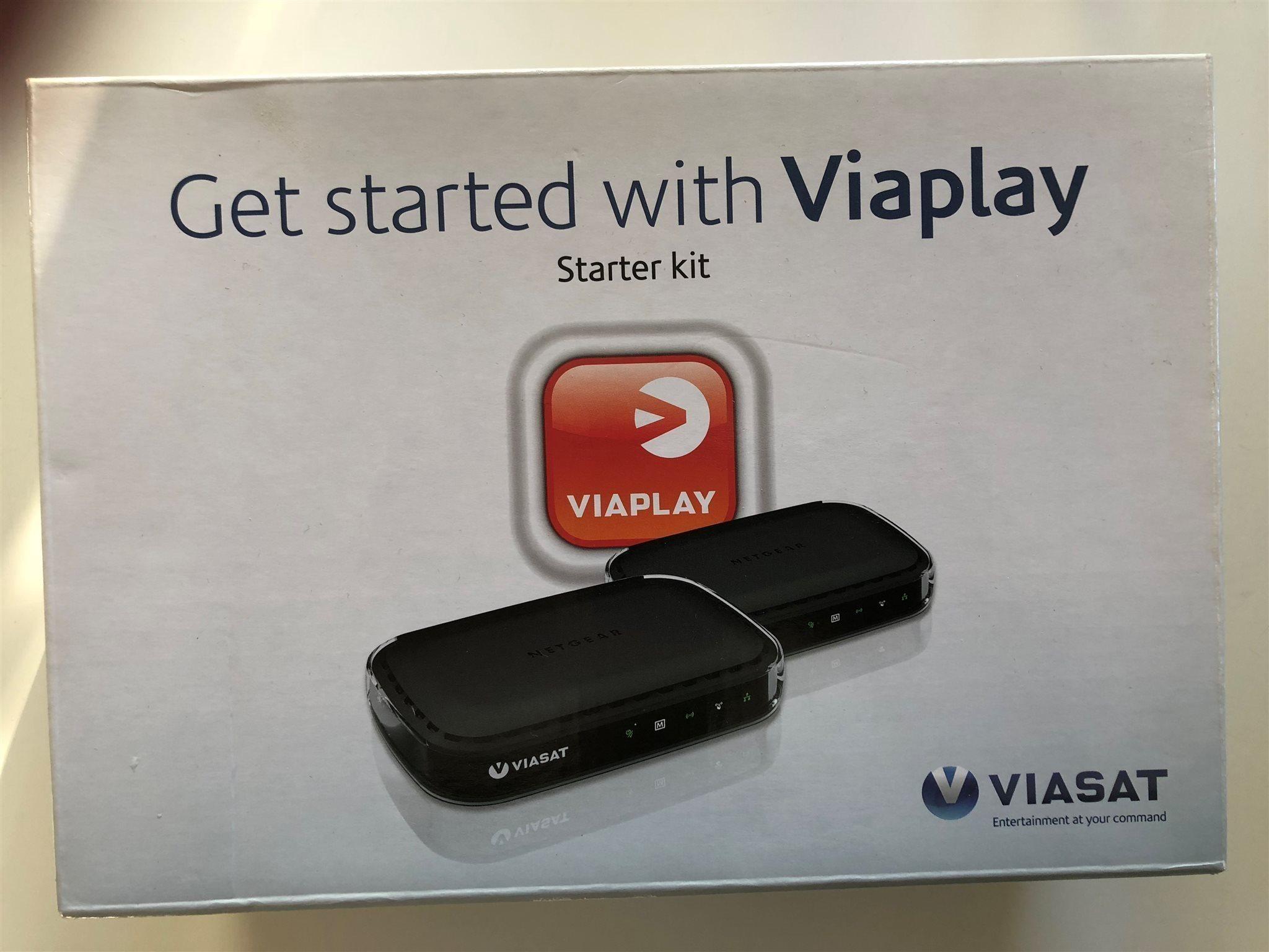 viasat box trådlöst