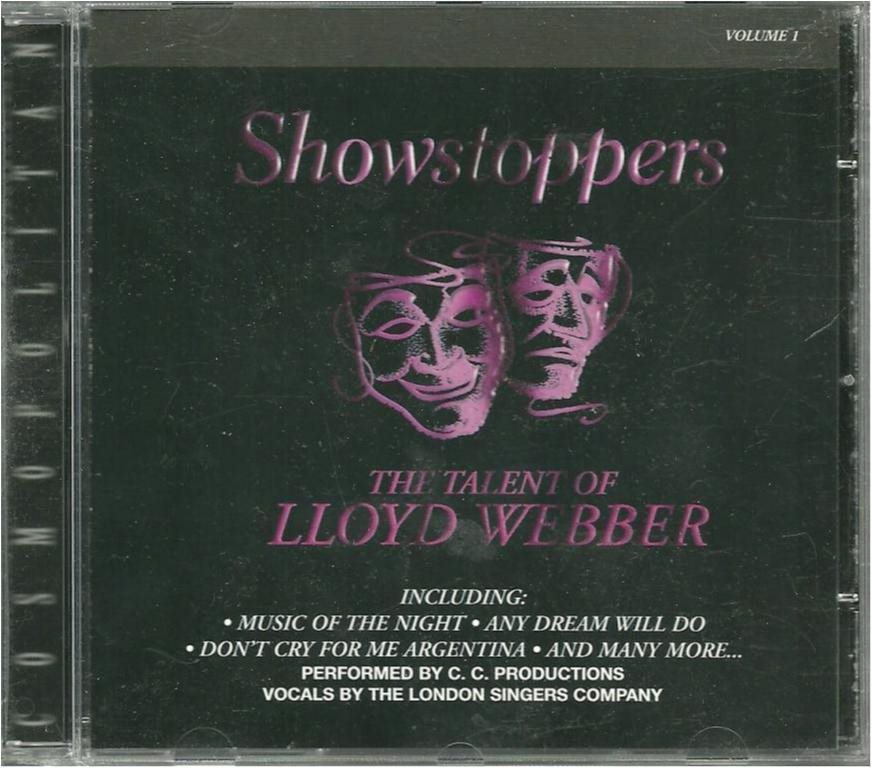 It´Showstoppers Vol. 1 - The talent of Lloyd Webber