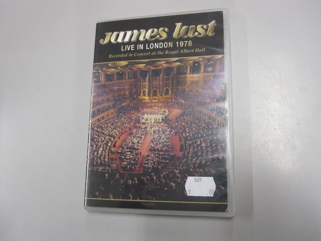 James Last-Live at the Royal Albert Hall