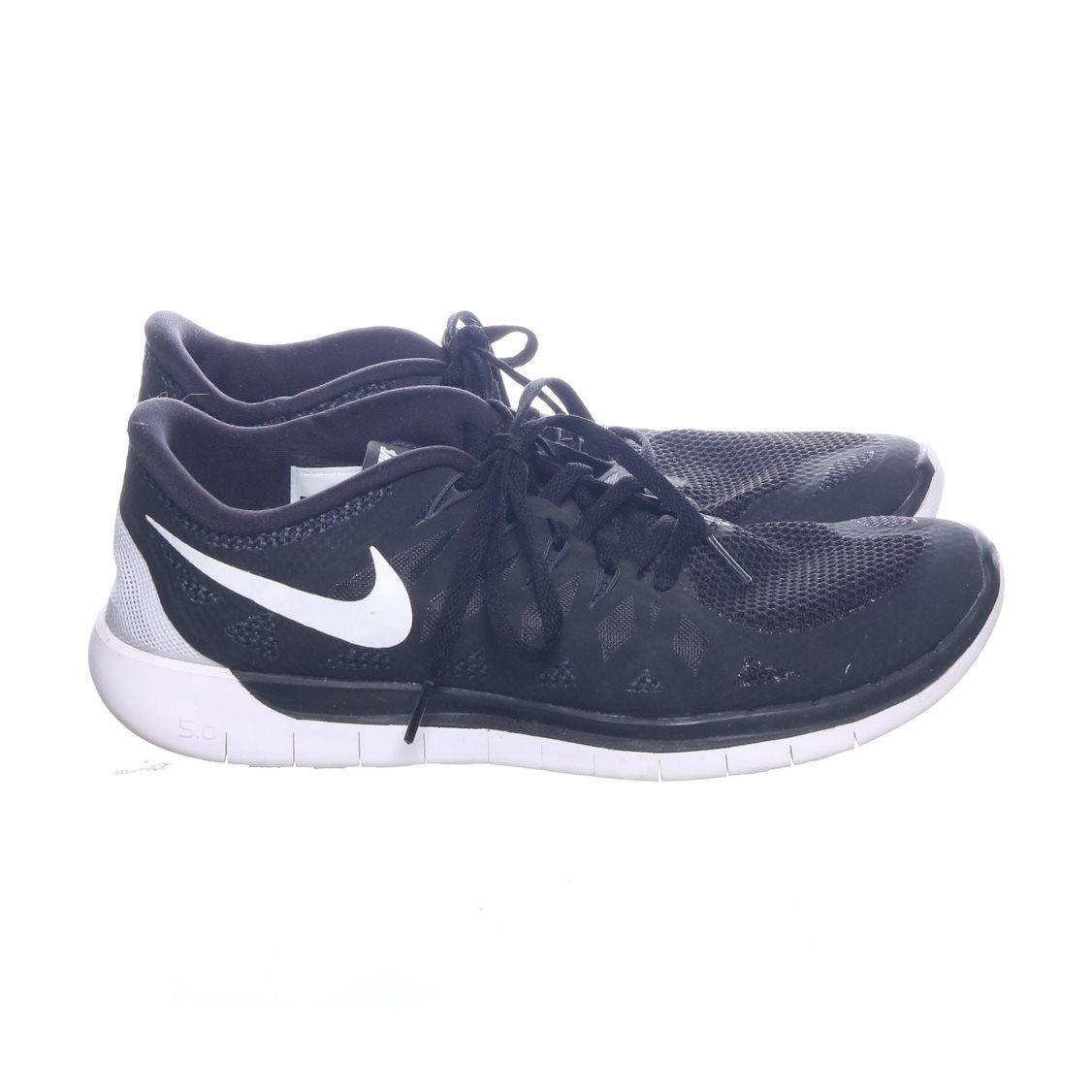 info for 4bb07 bc4dd Nike Free, Löparskor, Strl  42.5, 642198-001, Svart Vit