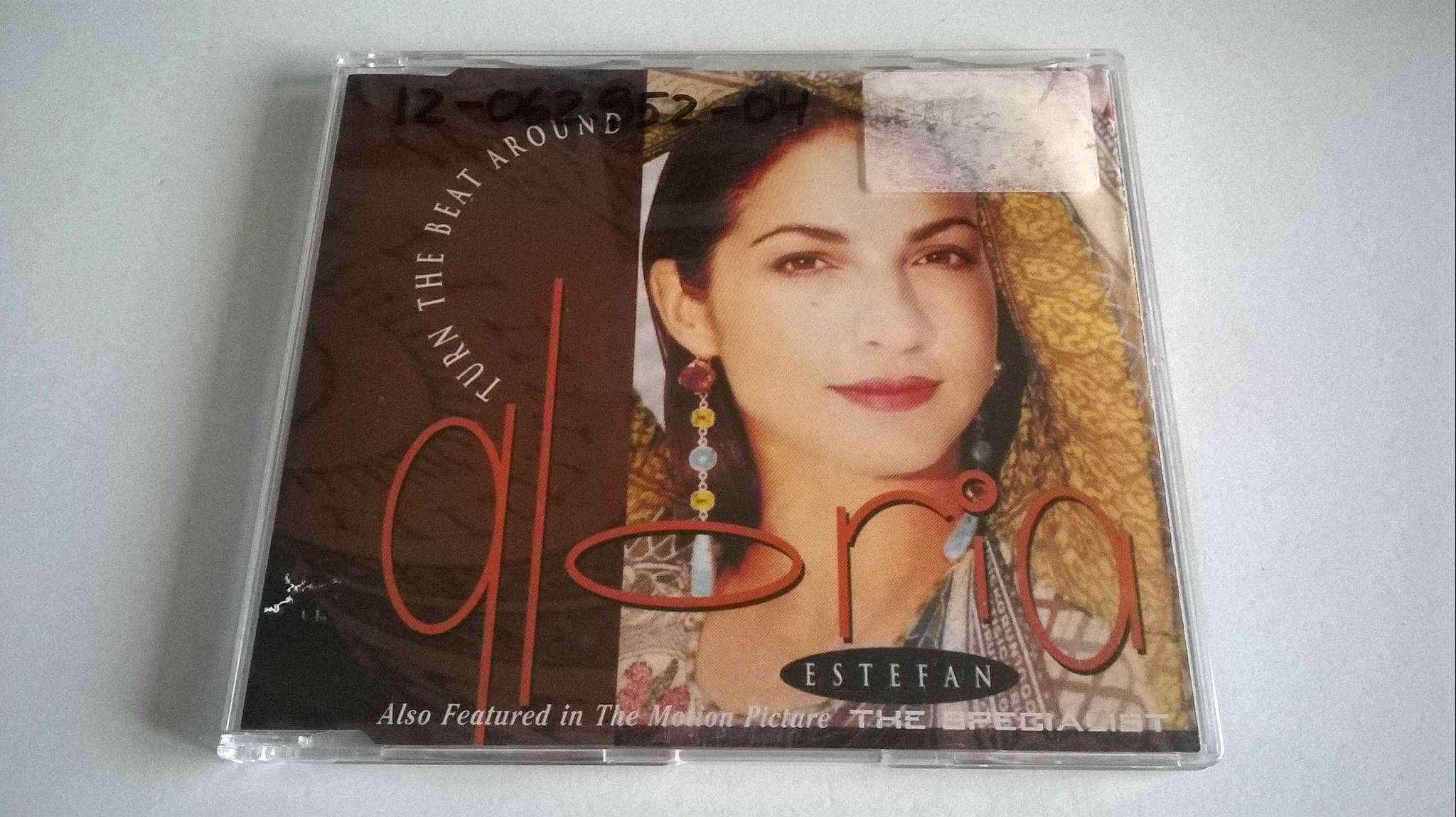 Gloria Estefan - Turn The Beat Around, CD