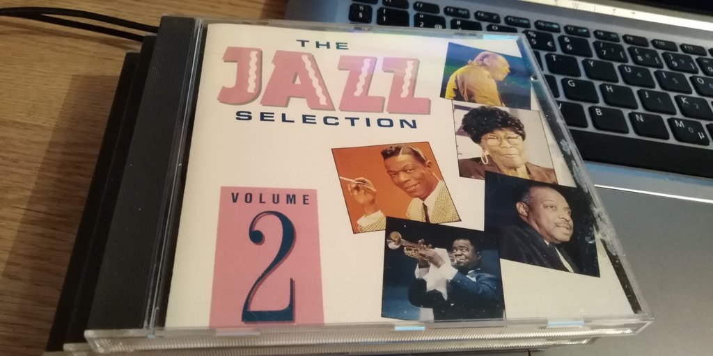 The Jazz Selection Volume 2,3,4, 3xCD