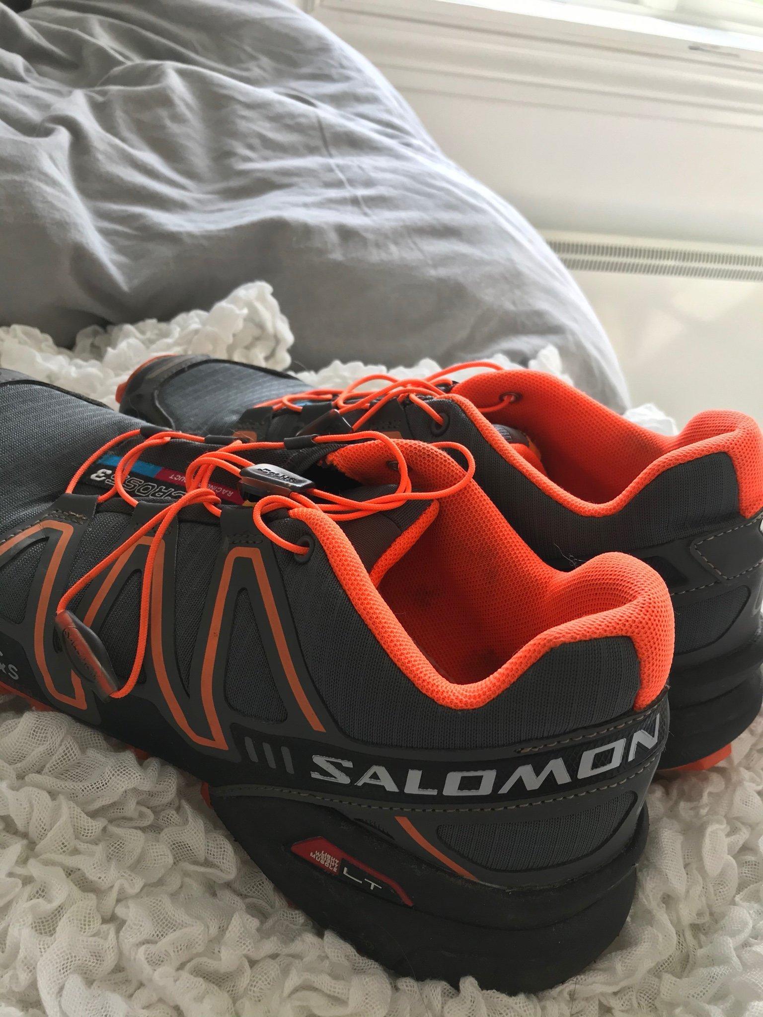 Salomon skor