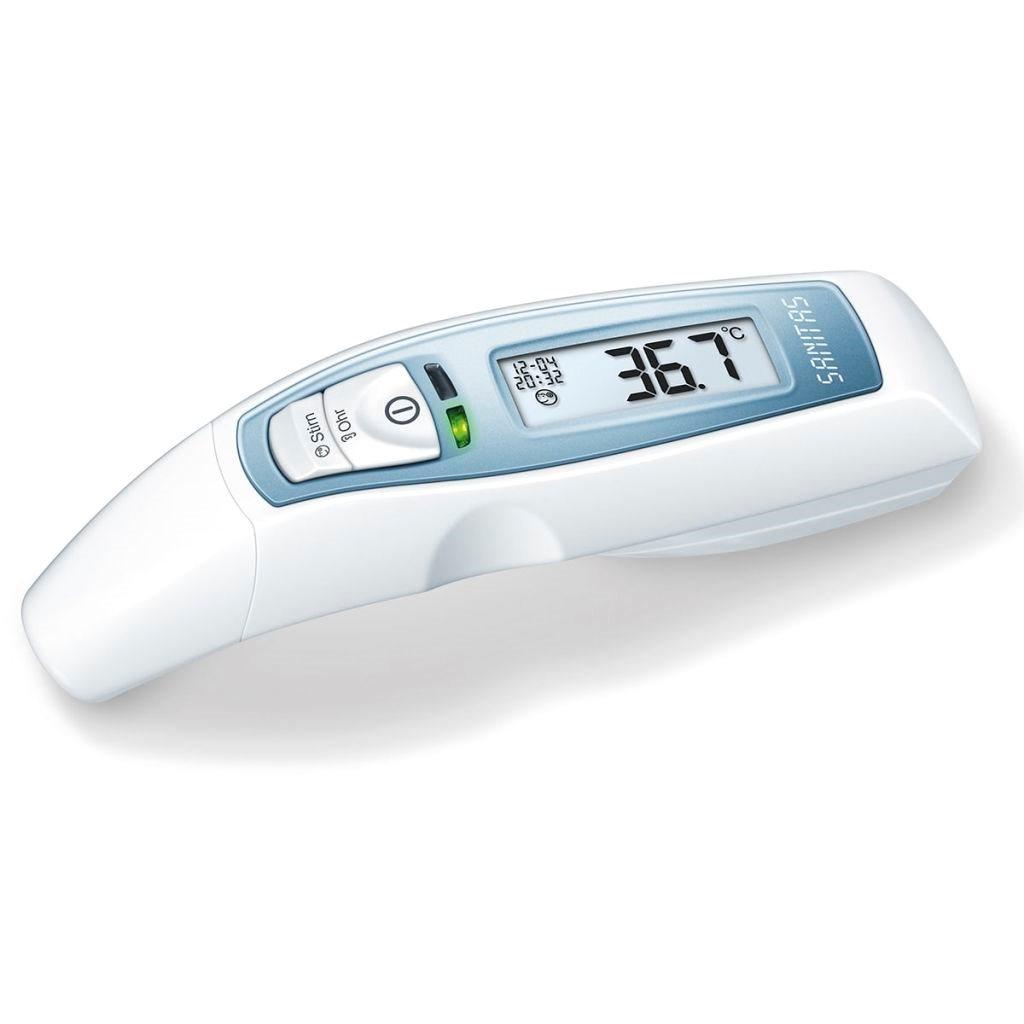 Sanitas 6 I 1 Multifunktionell Termometer 310699208 Vidaxl P Vit Sft 65