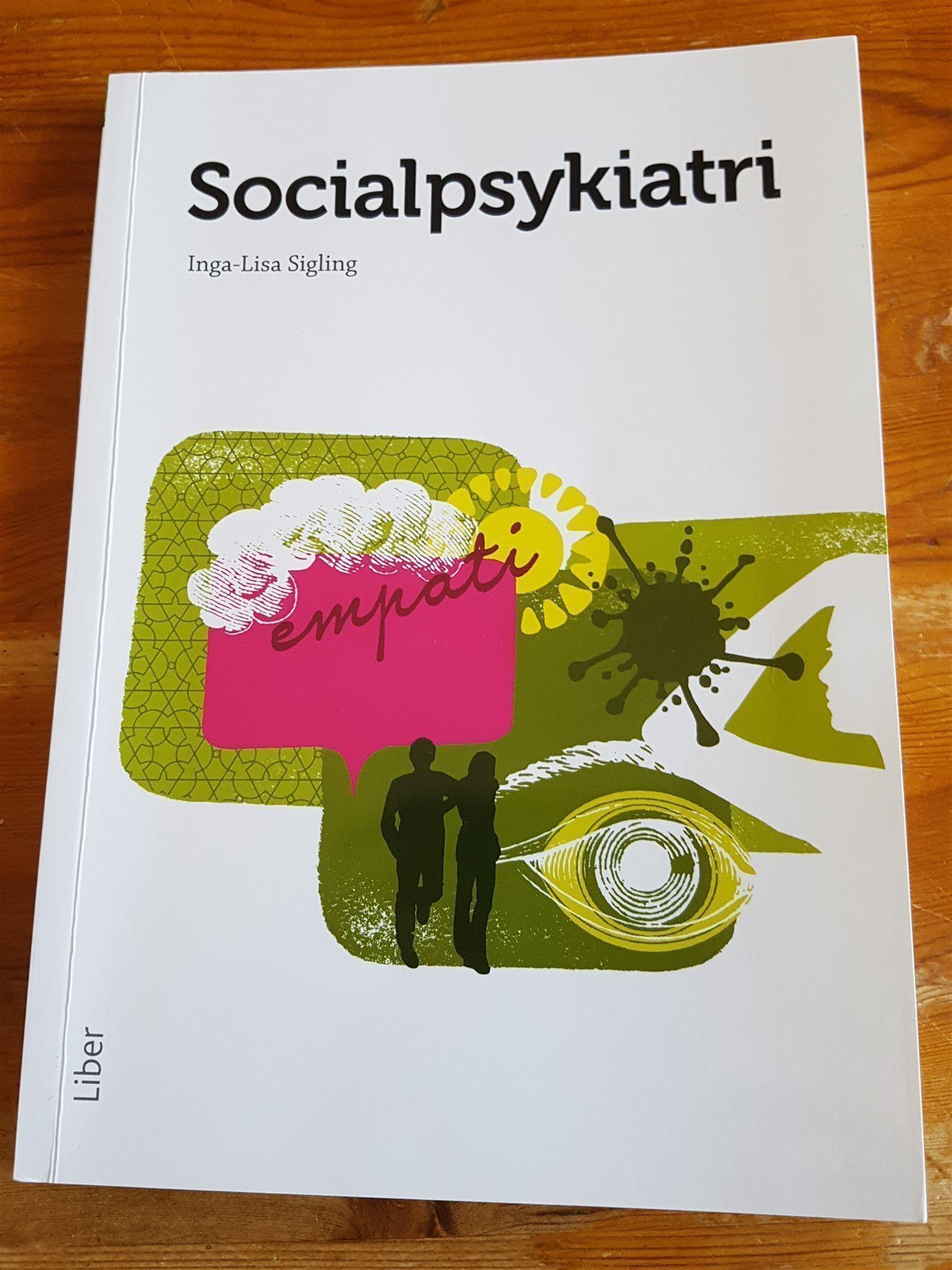 Socialpsykiatri Inga-Lisa Sigling Som ny!
