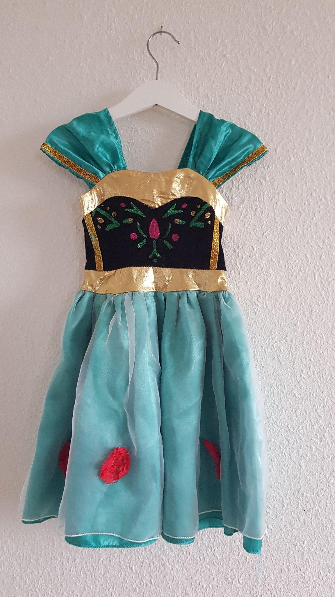 anna klänning frost