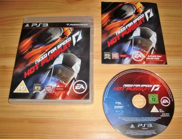 PS3: Need For Speed Hot Pursuit