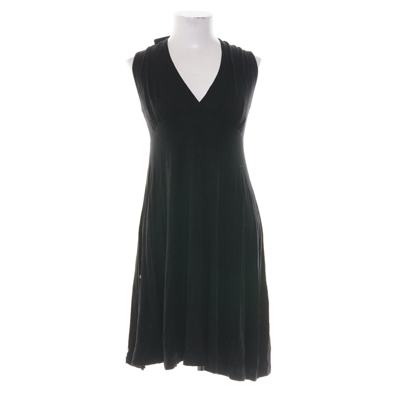 lindex svart klänning