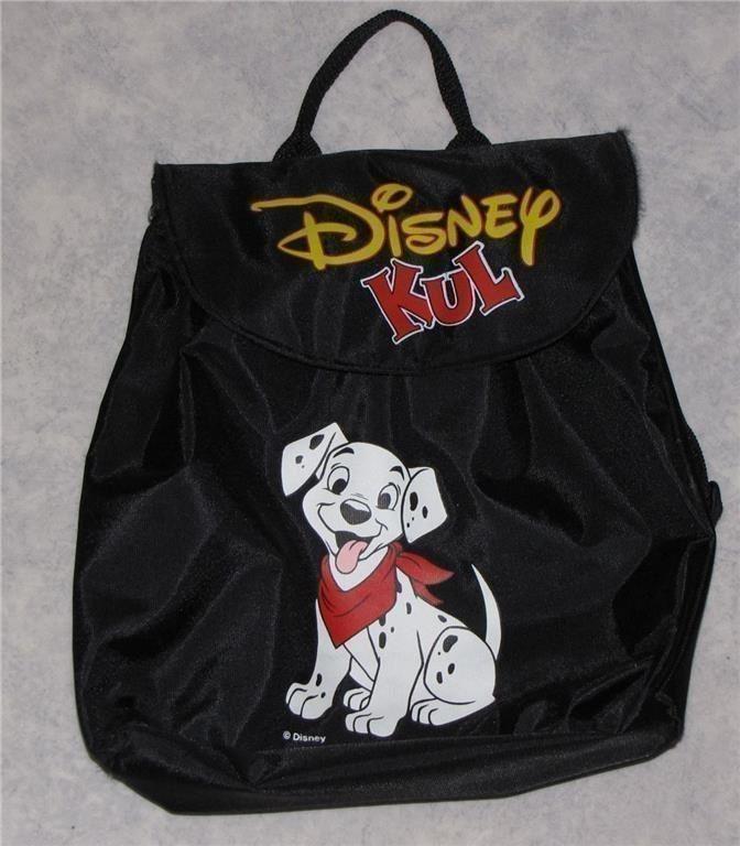 En ryggsäck från Disney för barn. En kul väska som funkar