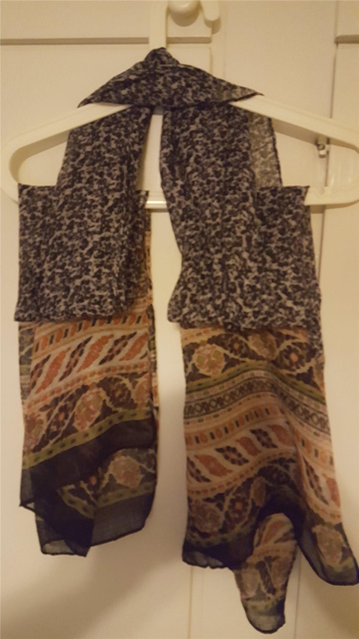 sjalar och scarves