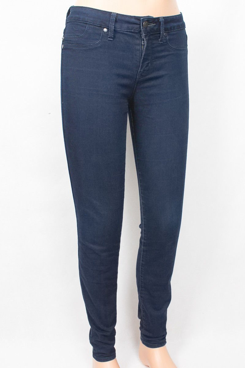 MARC BY MARC JACOBS DAM JEANS DENIM BYXOR PANTS SKINNY JEGGINGS STRETCH W27 e09cc955be74e