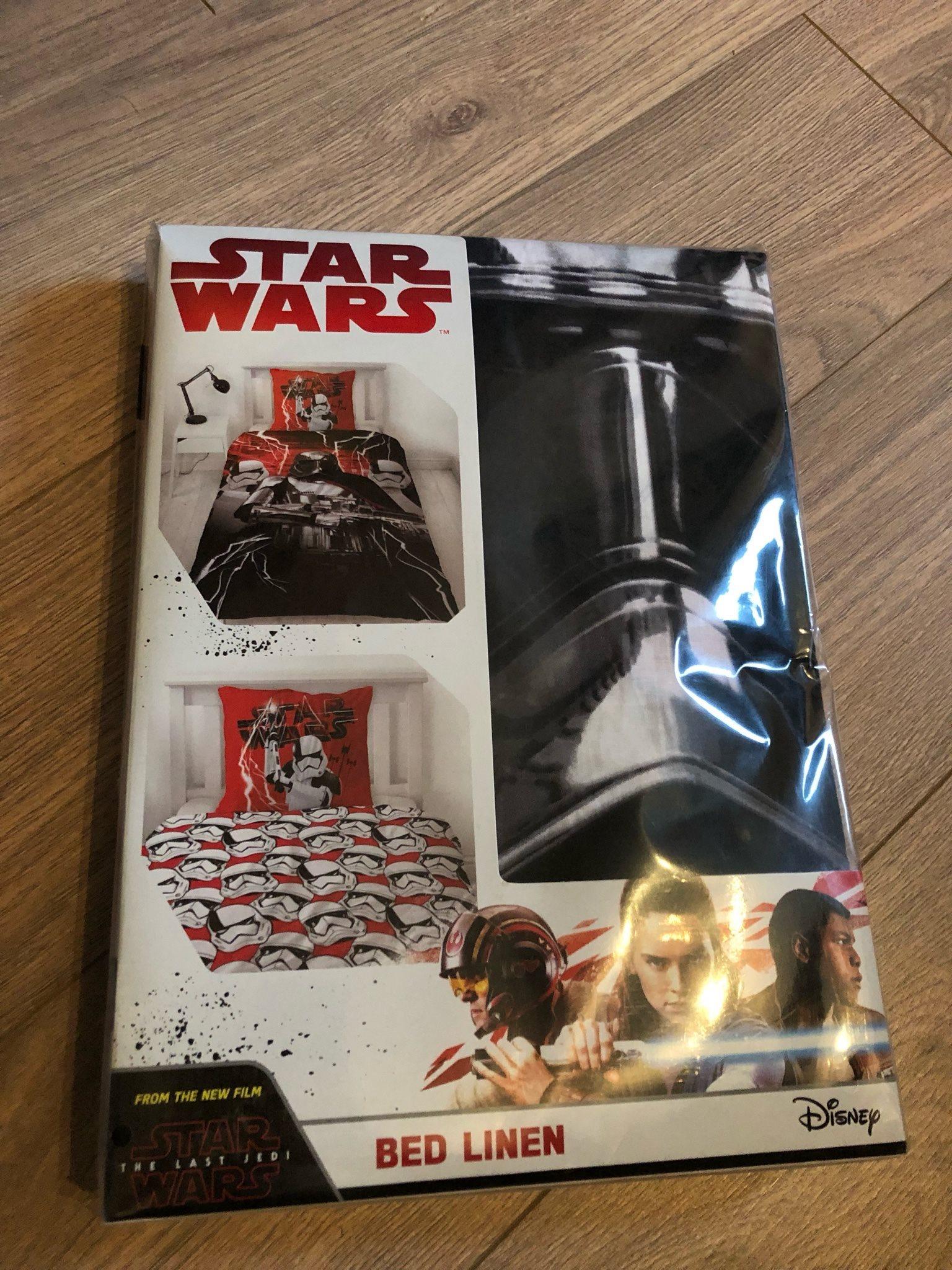 Star wars sängkläder stormtrooper