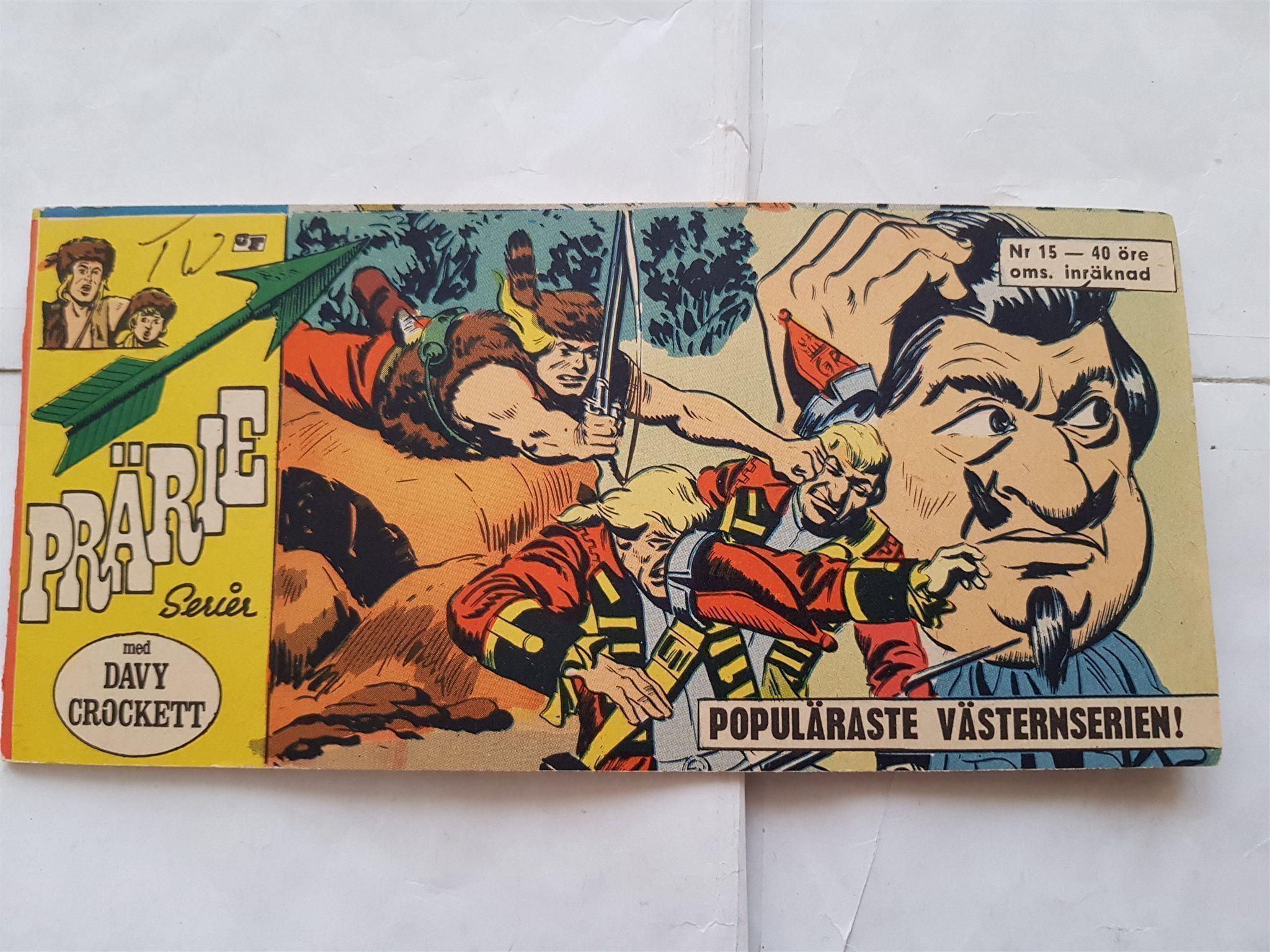 PRÄRIESERIER 1964, KOMPLETT KOMPLETT KOMPLETT ÅRGÅNG fedd65