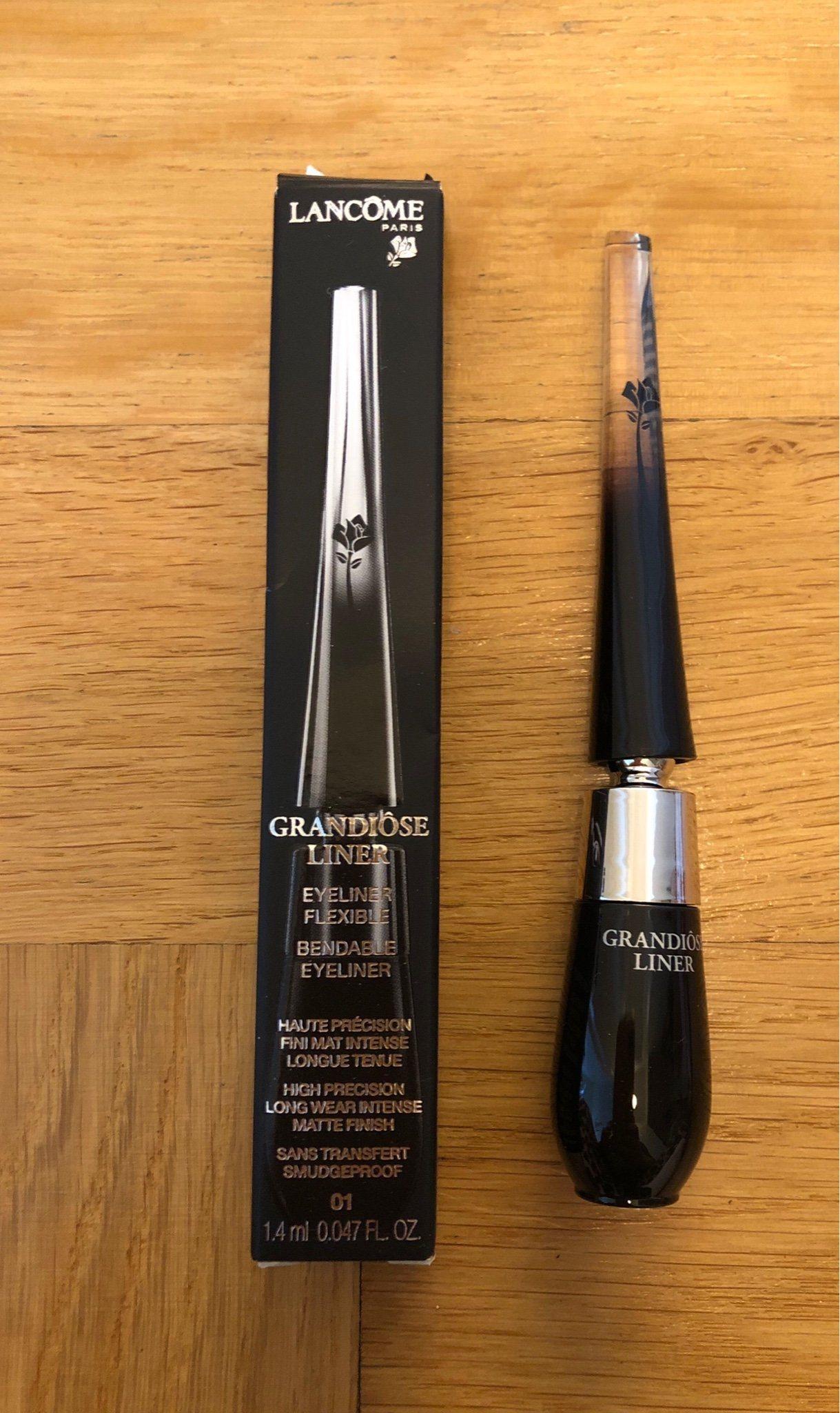 58c71ac0abf Lancôme Grandiose EyeLiner svart (341451388) ᐈ Köp på Tradera