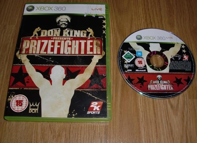 Xbox 360: Don King Prizefighter
