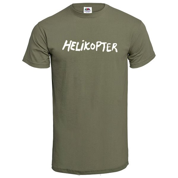 Repmånad - Helikopter - L (T-shirt)