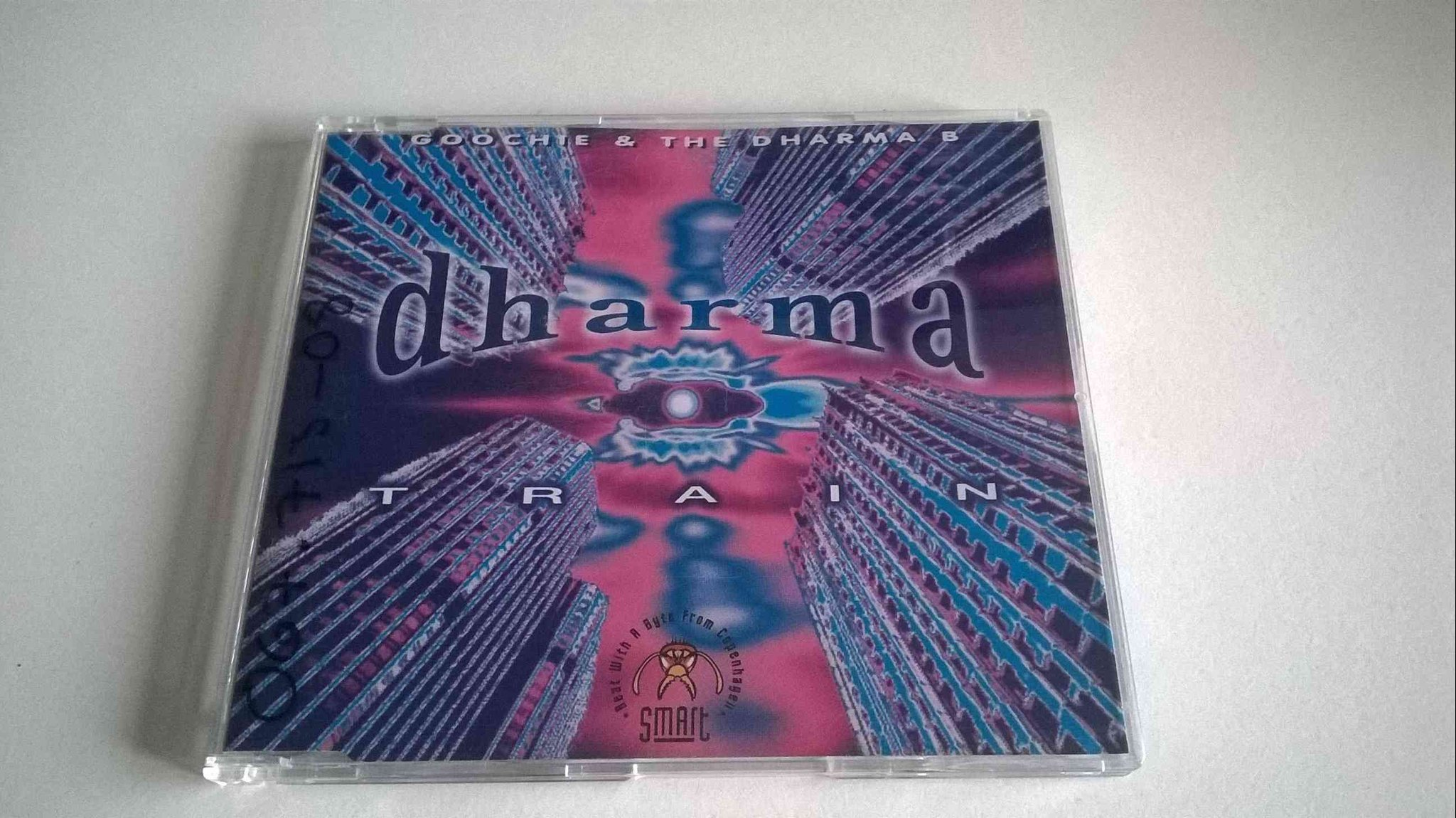 Goochie & The Dharma B - Train, CD