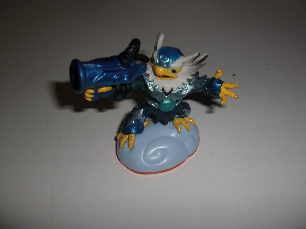 Skylanders Giants  -  Jet-Vac