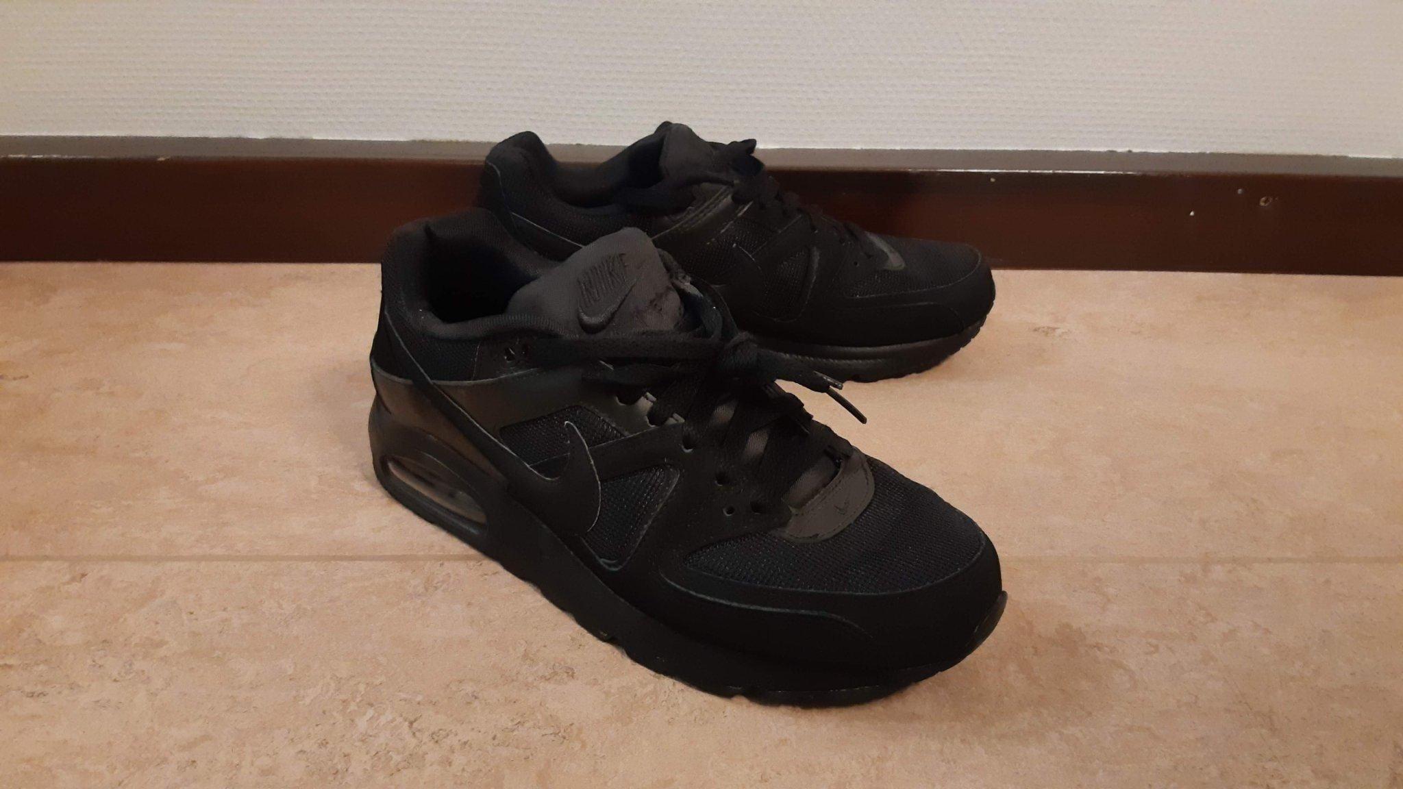 Nike Air Max Command Black Edition (Strl 42.5) .. (344267107
