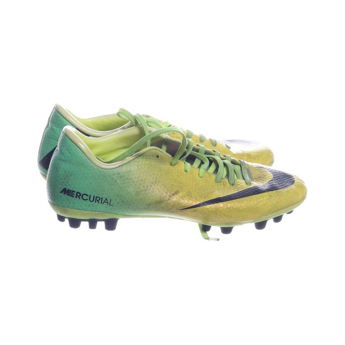 sports shoes c0980 3e2b8 Nike, Fotbollsskor, Strl  39, Mercurial, Gul Grön Svart