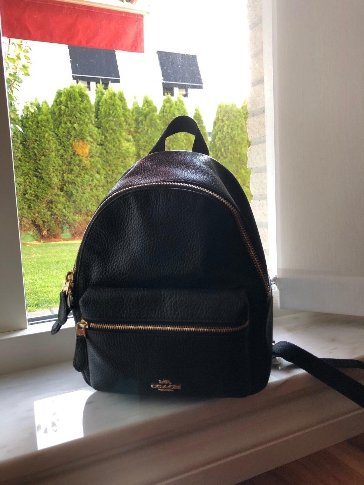 Coach väska ryggsäckaxelremsväska (415345019) ᐈ Köp på