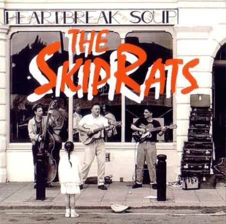 Skip Rats, The - Heartbreak Soup - CD