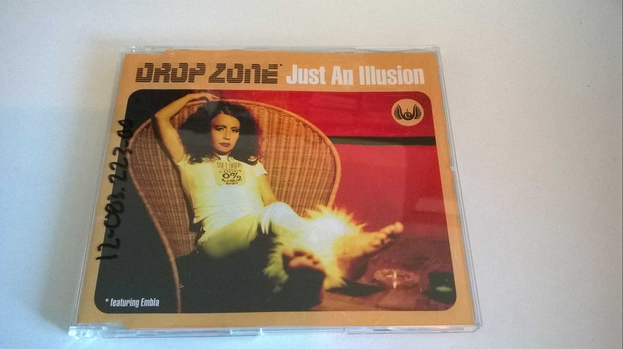 Drop Zone - Just An IllusionCD
