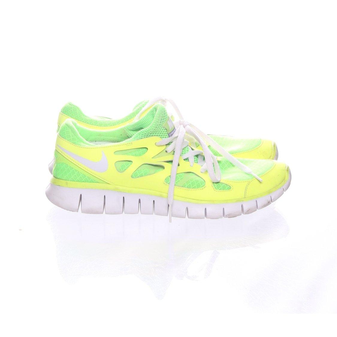 Nike, Löparskor, Strl: 42, Free run 2, Grön