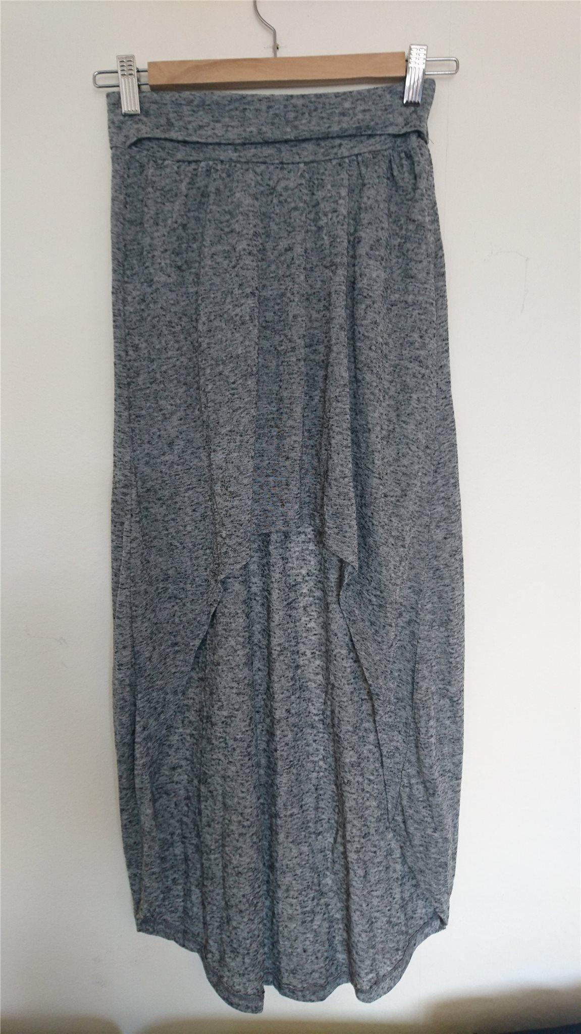 kjol längre bak