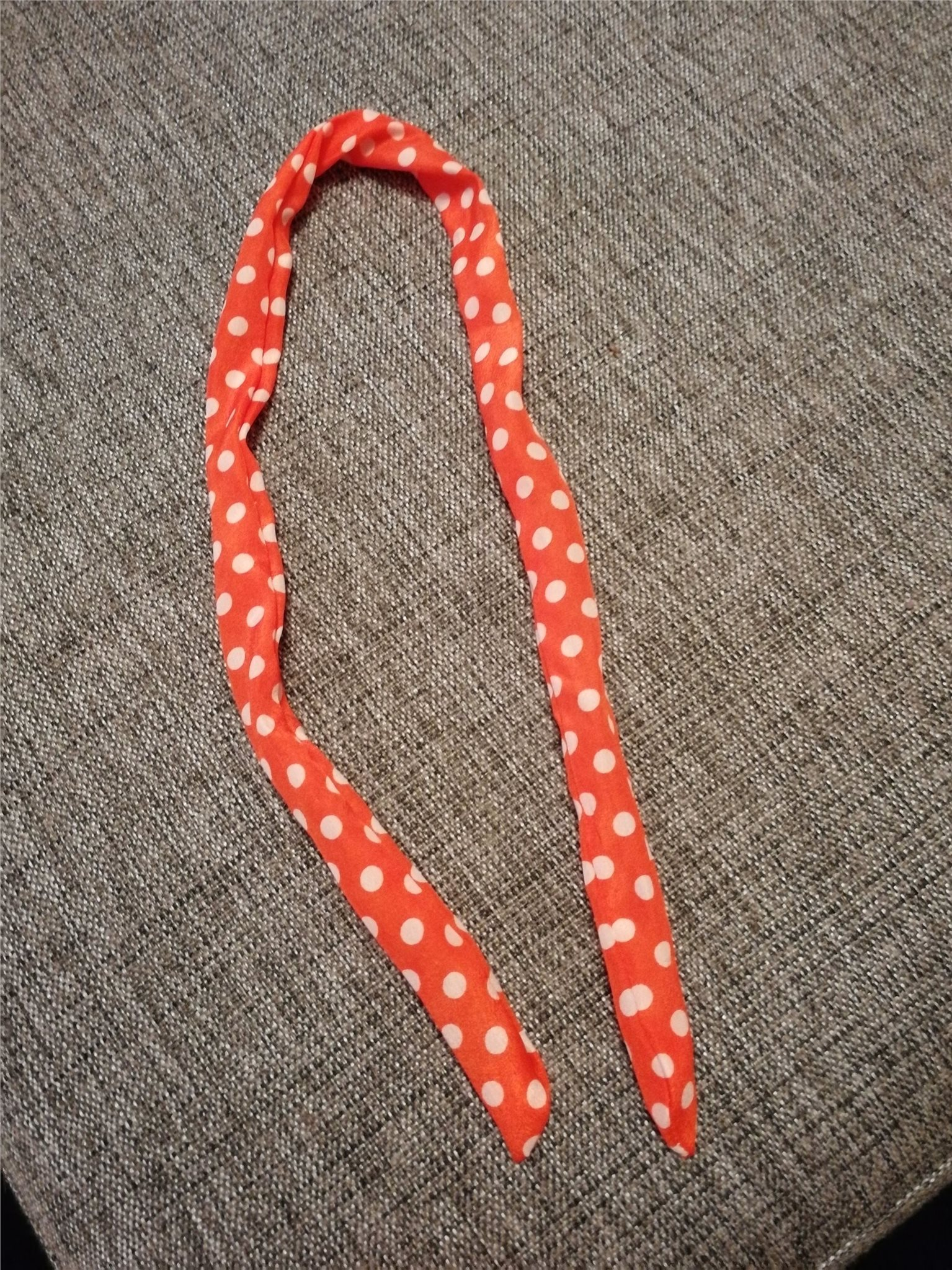the latest 85484 7159e Nytt hårband bandana rockabilly-stil, polkadot, prickar, pinuppa, ...