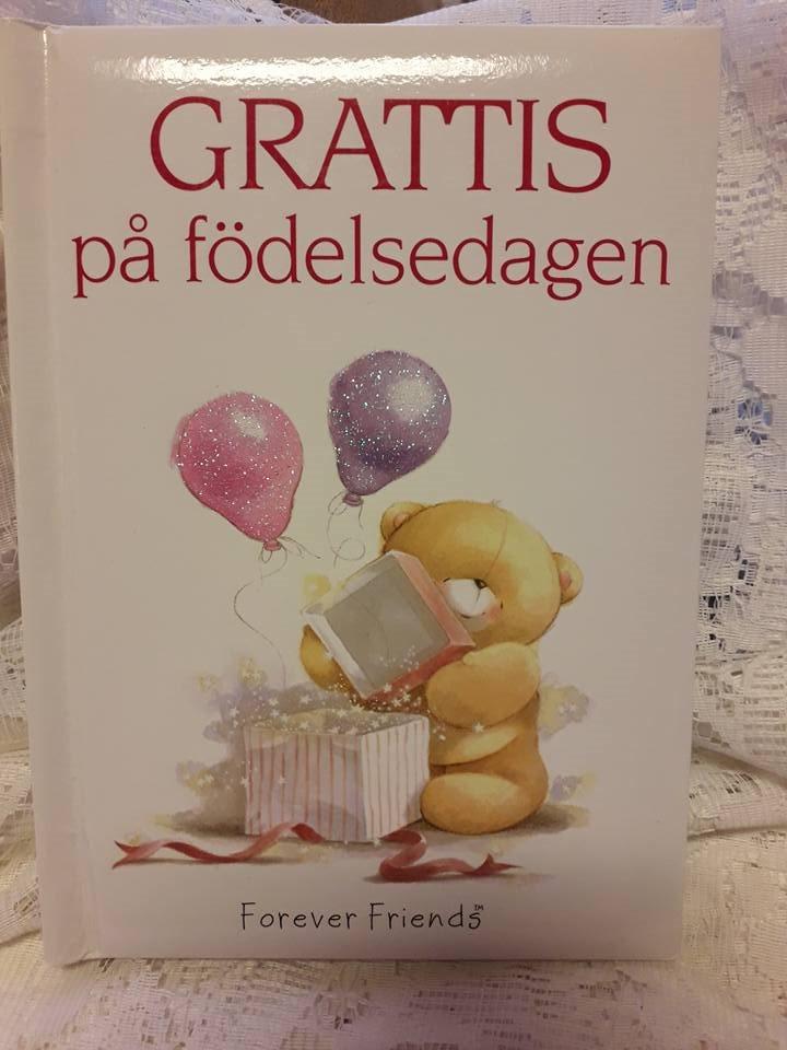 grattis grattis på födelsedagen En bok Grattis på Födelsedagen (298136341) ᐈ Köp på Tradera grattis grattis på födelsedagen
