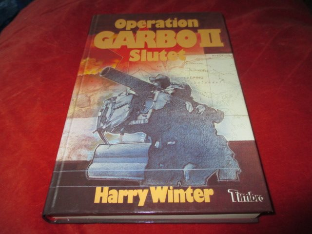 Harry Winter - Operation Garbo II Slutet