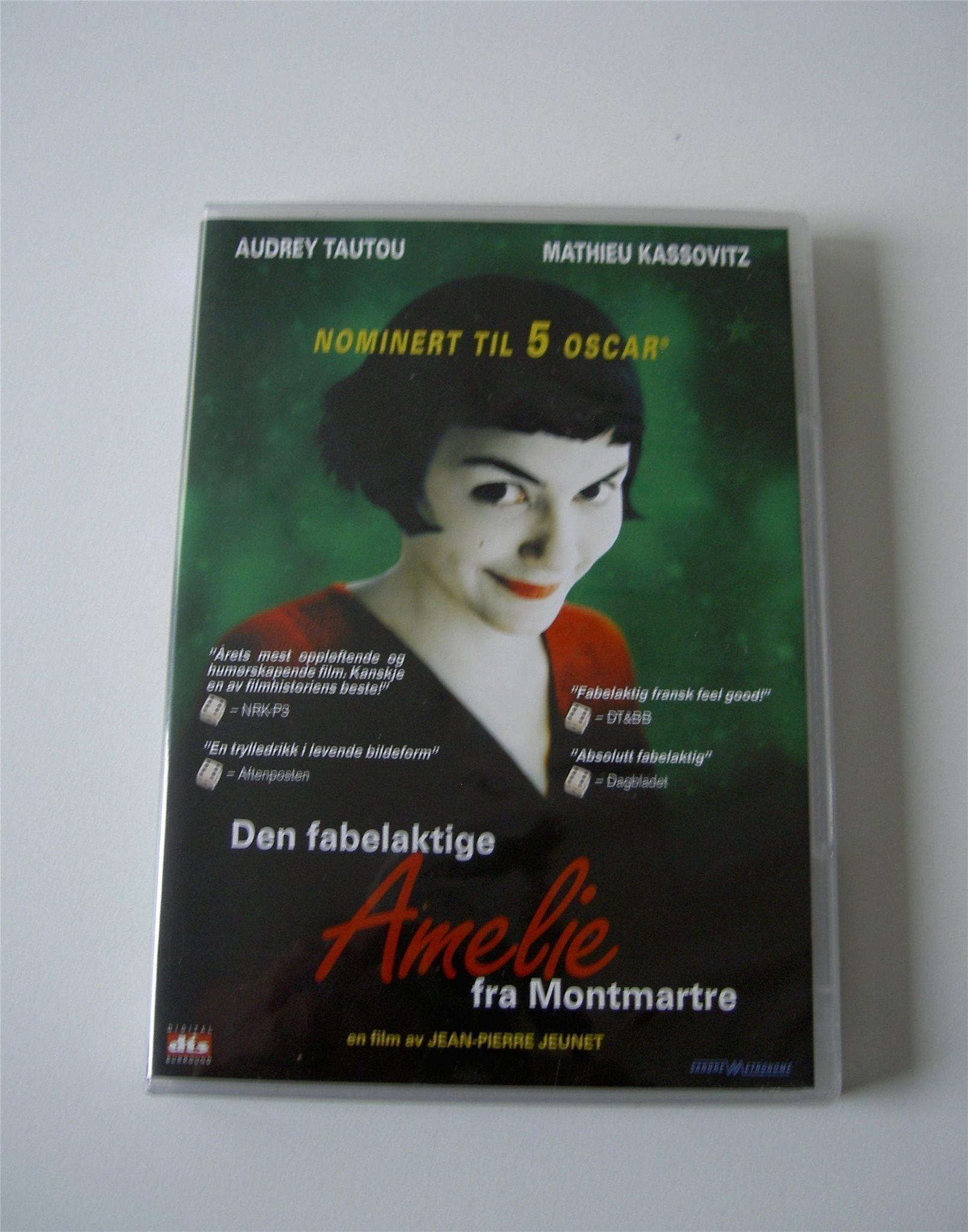 fransk film amelie