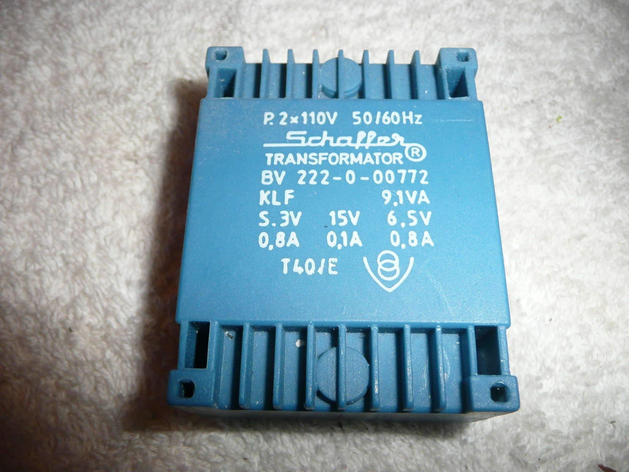 Transformator för kretskort Schaffer (323742928) ᐈ Köp på Tradera 84258e23a56af