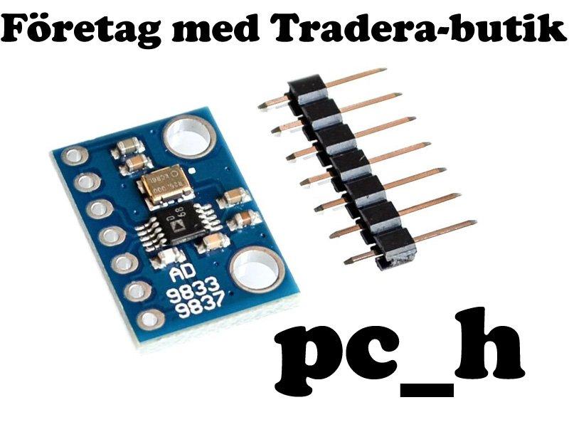 Programmerabar vågforms-generator/oscillato   (333208478) ᐈ pc_h på