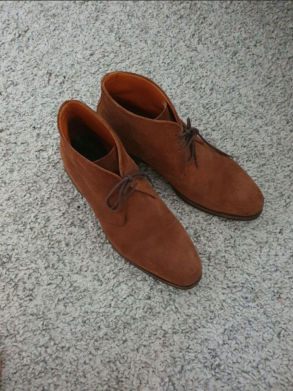 Meermin Chukka boots