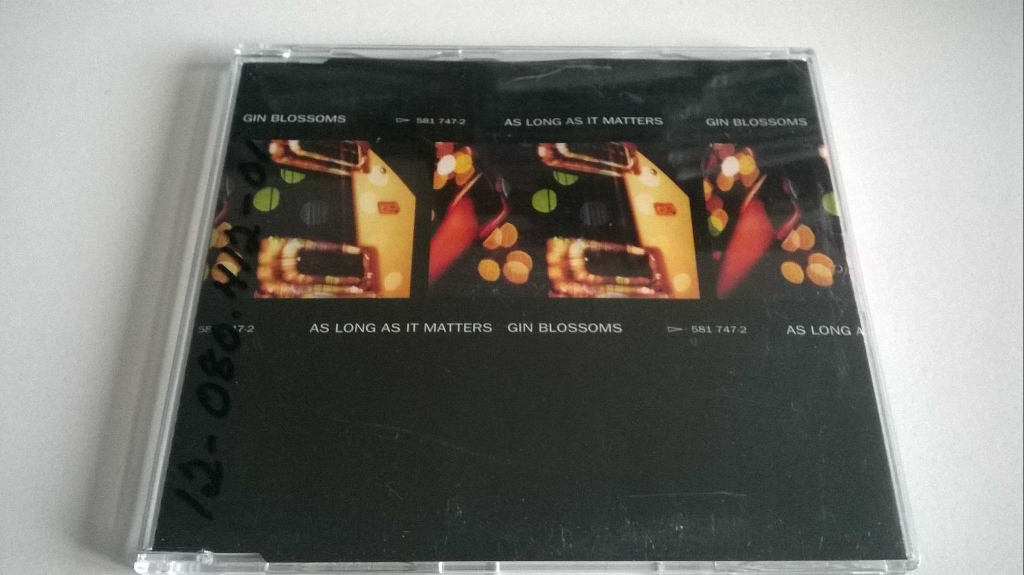 Gin Blossoms - As Long As It Matters, CD