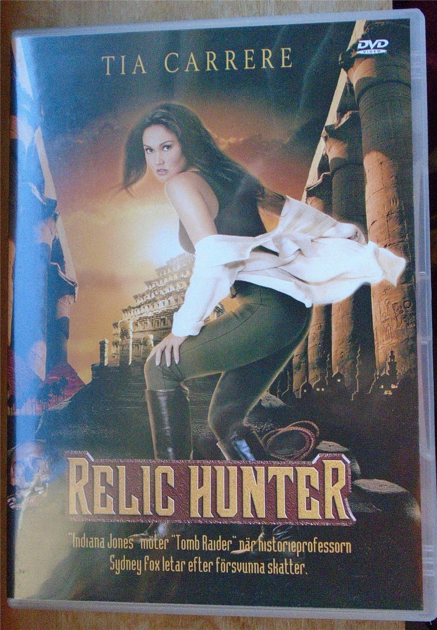 Dvd Relic Hunter Med Tia Carrere 336209284 ᐈ Kop Pa Tradera
