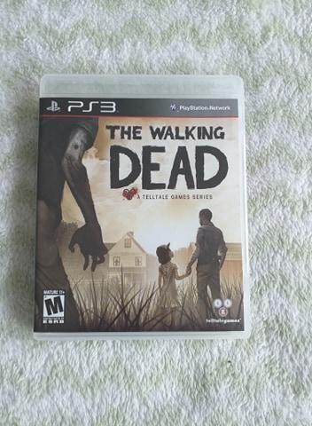 PS3 - THE WALKING DEAD