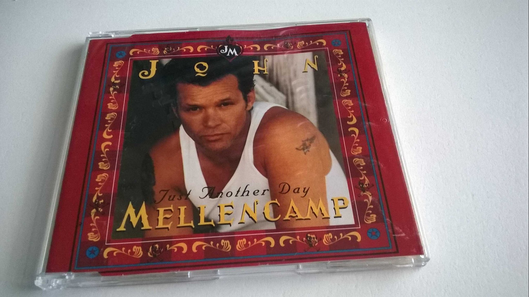 John Mellencamp - Just Another Day, CD