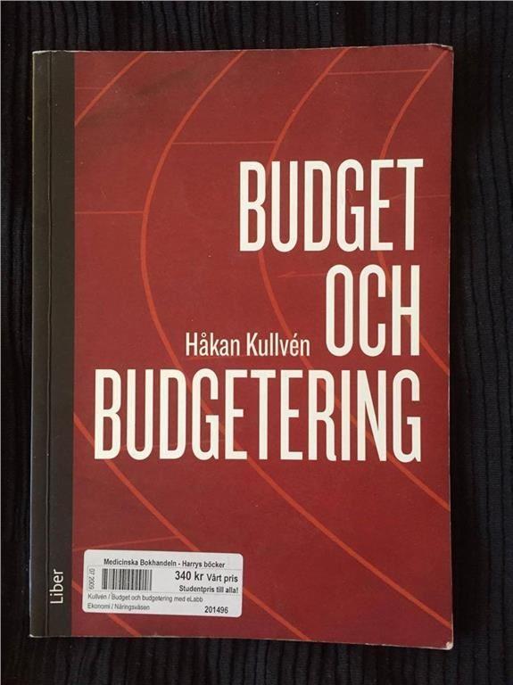 Dagar budget och budgetering påminnelseavgift