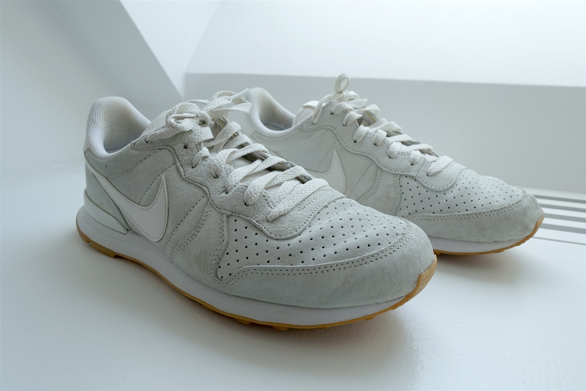 sale retailer 115b3 9179f NIKE AIR INTERNATIONALIST, sneakers, skor, sneaker, beige, vårskor NYSKICK!