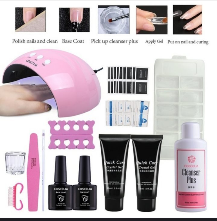 cleanser naglar