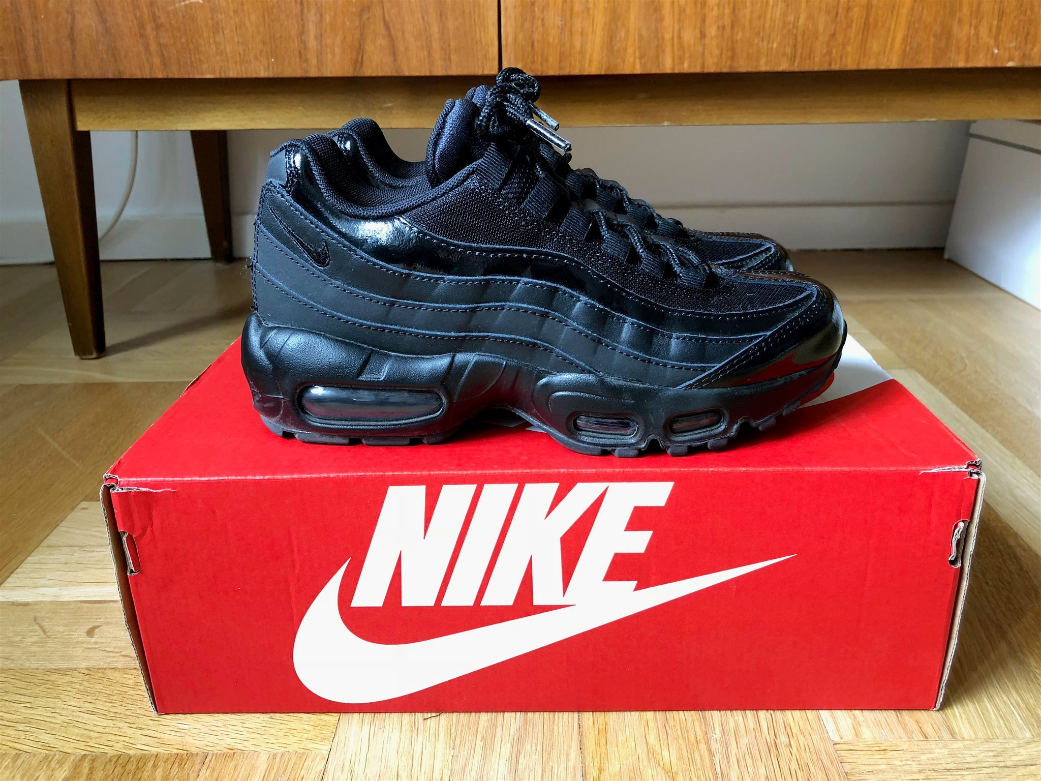 low priced 0b76e 486ad ... germany nike air max 95 storlek 365 1732f dcd57
