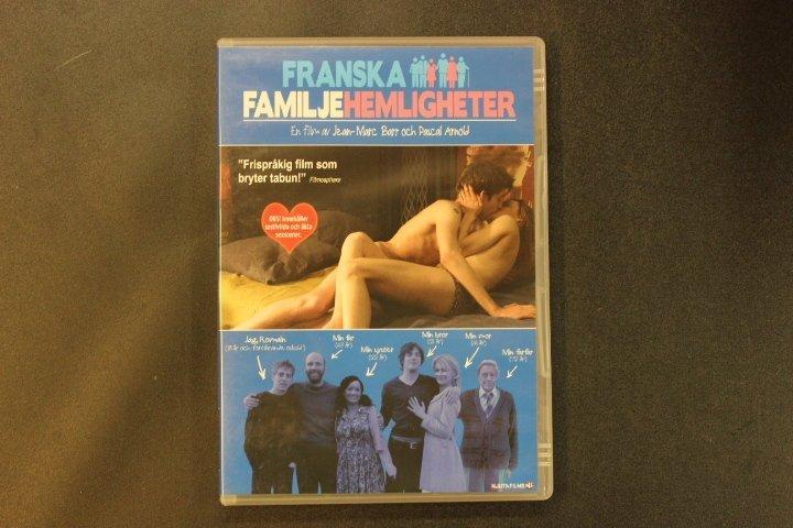 Franska Familjehemligheter