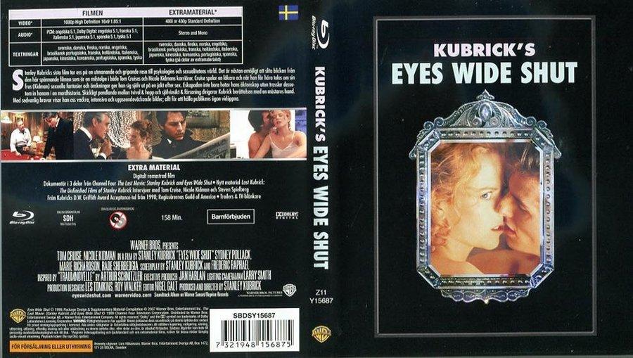 Eyes Wide Shut Svenska