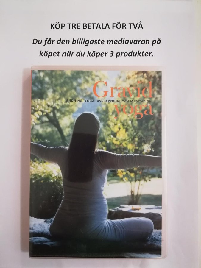 Dvd Yoga Svenska