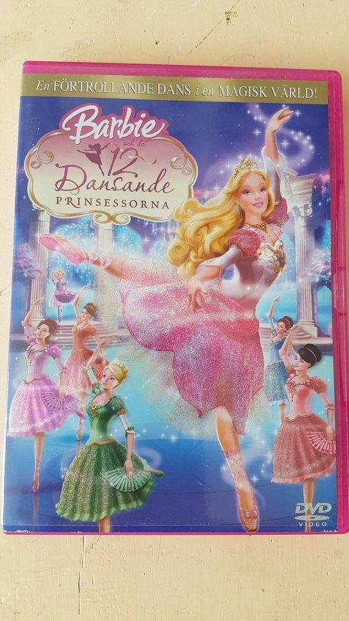 Barbie Och De 12 Dansande Prinsessorna